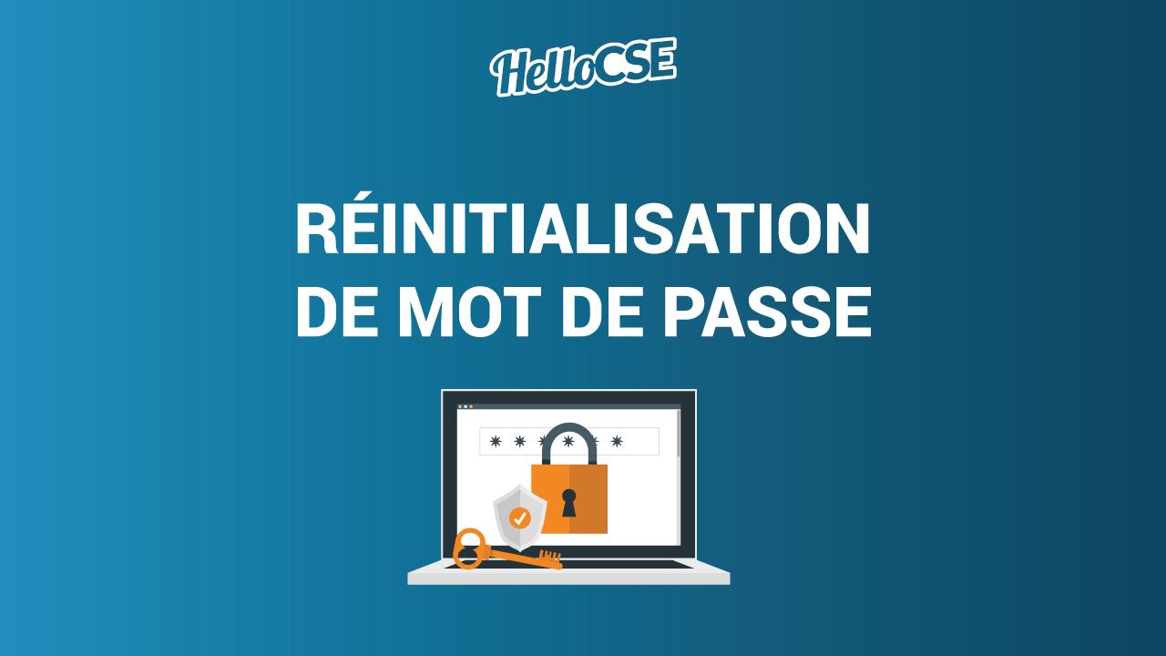 Minature réinitialisation de mot de passe